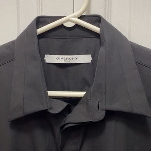 Givenchy Men's button up dress shirt